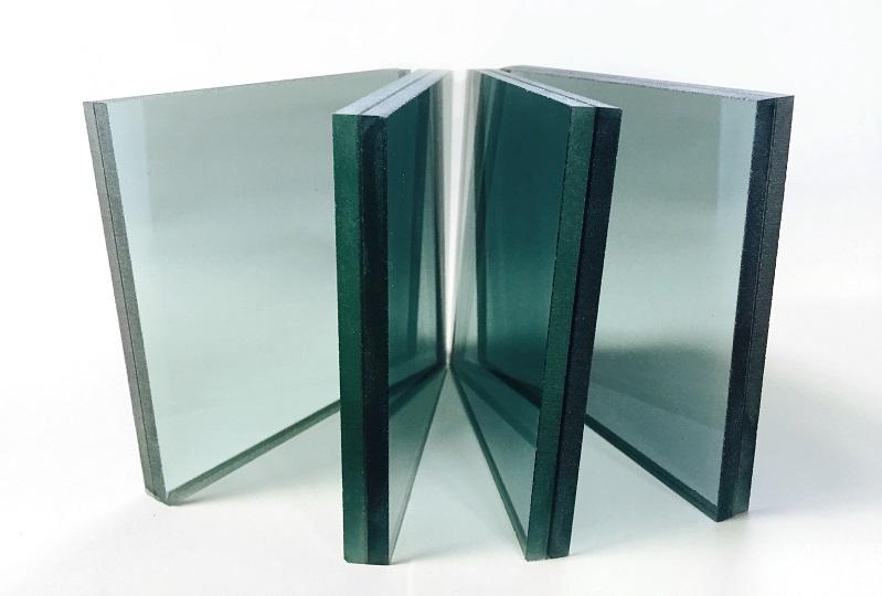 close-up af lamineret glas - njpglas.dk